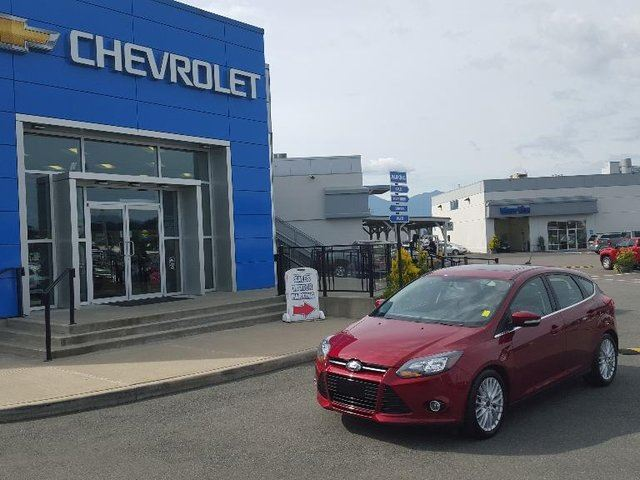 2014 FORD FOCUS Titanium in Chilliwack, British Columbia