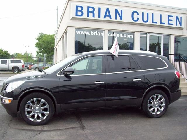 2012 buick enclave cxl st catharines ontario used car. Black Bedroom Furniture Sets. Home Design Ideas