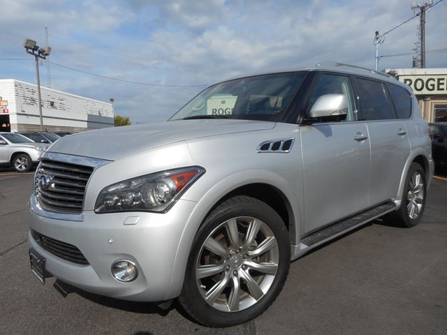 2012 infiniti qx56 navi dual dvd all around camera. Black Bedroom Furniture Sets. Home Design Ideas