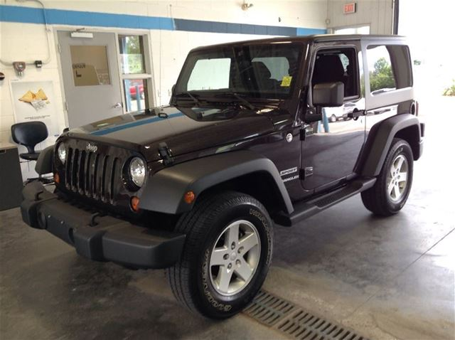 2013 jeep wrangler sport manotick ontario used car for sale. Cars Review. Best American Auto & Cars Review
