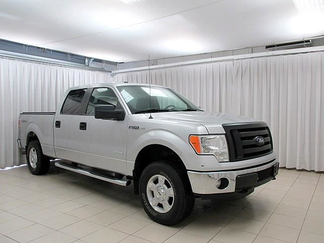 2011 ford f 150 xlt 4x4 crew cab ecoboost halifax nova scotia used car for sale 2184367. Black Bedroom Furniture Sets. Home Design Ideas