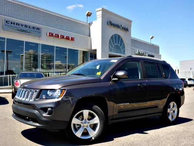 2015 jeep compass high altitude thornhill ontario new car for sale 2184462. Black Bedroom Furniture Sets. Home Design Ideas