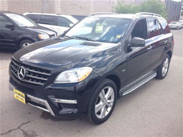 2012 mercedes benz m class ml350 burlington ontario for 2012 mercedes benz m class ml350