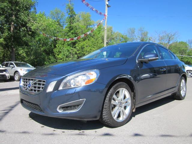 2012 volvo s60 t6 awd nav roof leather stittsville ontario used car for sale 2186414. Black Bedroom Furniture Sets. Home Design Ideas