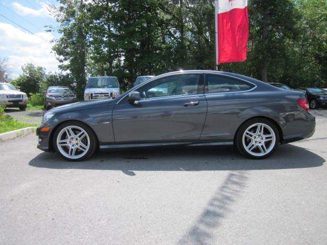 2012 mercedes benz c class c350 coupe 4matic nav roof for 2012 mercedes benz c350 price