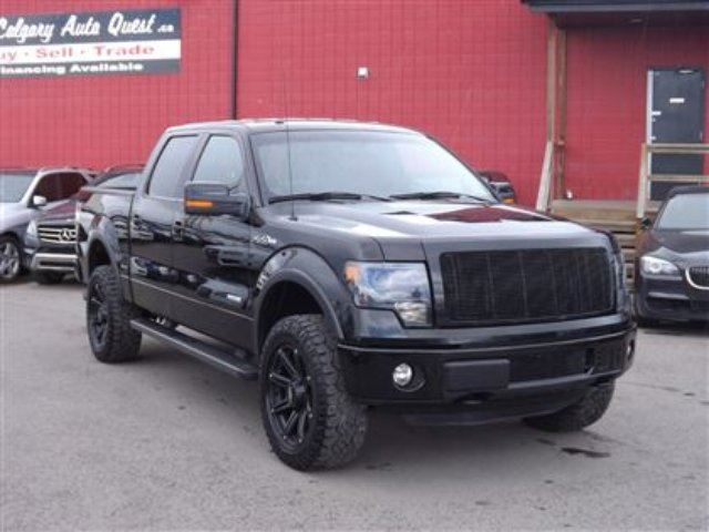 2013 ford f 150 fx4 ecoboost lifted 4x4 leather b cam calgary alberta used car for sale. Black Bedroom Furniture Sets. Home Design Ideas