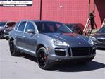 2008 Porsche Cayenne Turbo, AWD/NAVIGATION/LEATHER/ROOF in Calgary, Alberta