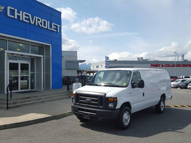 2014 FORD E-250           in Chilliwack, British Columbia