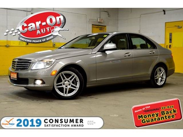 2008 mercedes benz c class c300 4matic ottawa ontario for 2008 mercedes benz c class c300 for sale