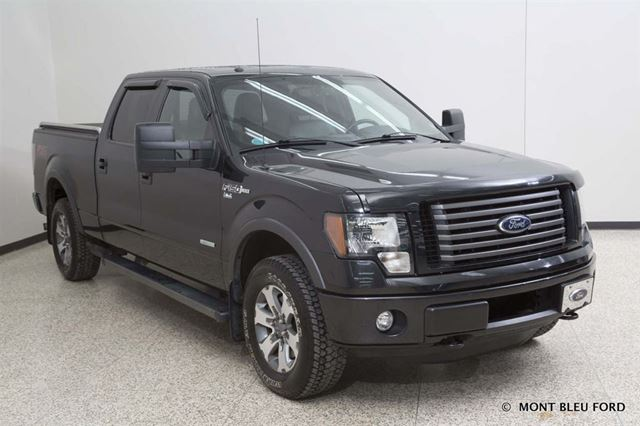 2012 ford f 150 fx4 gatineau quebec used car for sale for Miroir ford f 150