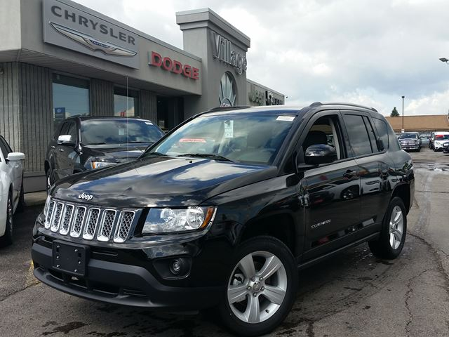 2015 jeep compass sport ajax ontario used car for sale 2190629. Black Bedroom Furniture Sets. Home Design Ideas