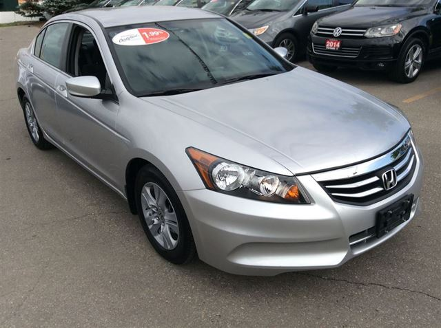 2011 honda accord se scarborough ontario used car for for Honda accord 2011 for sale