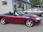 2003 Mazda MX-5 Miata CONVERTIBLE in Saint-Nicolas, Quebec