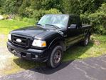 2007 Ford Ranger Sport AS TRADED SPECIALO !!! in Welland, Ontario
