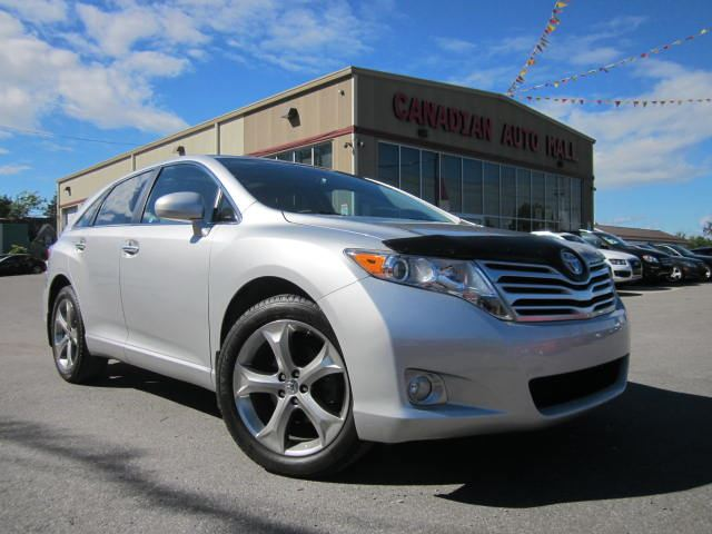 2011 toyota venza v6 awd nav roof leather 60k silver. Black Bedroom Furniture Sets. Home Design Ideas