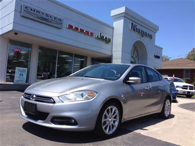 2015 dodge dart limited niagara falls ontario used car for sale 2196227. Black Bedroom Furniture Sets. Home Design Ideas