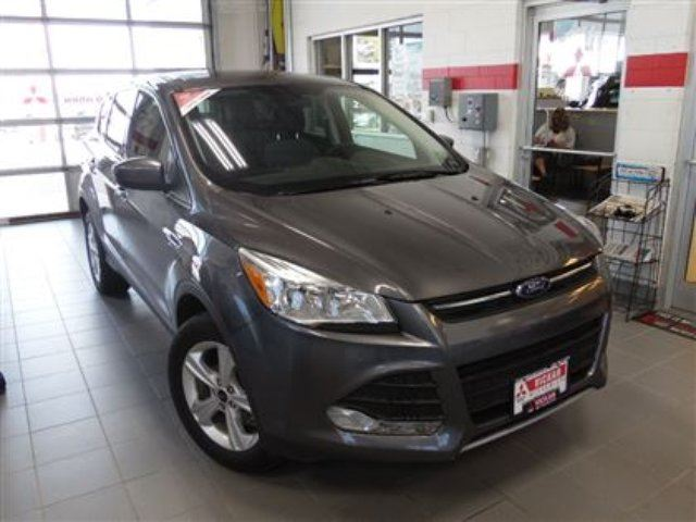 2014 ford escape se all wheel drive winnipeg manitoba used car for sale 2195649. Black Bedroom Furniture Sets. Home Design Ideas