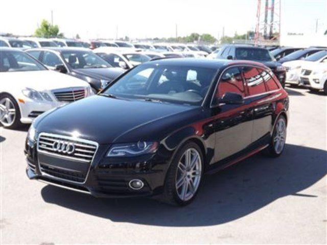 2011 audi a4 2 0t premium s line avant awd pano roof. Black Bedroom Furniture Sets. Home Design Ideas