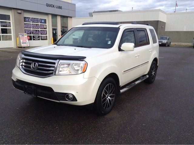 2013 HONDA Pilot Touring in Prince George, British Columbia