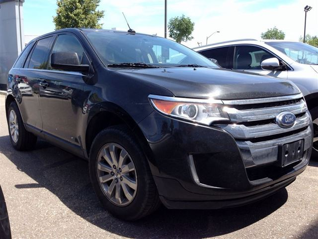 2011 ford edge limited navigation v6 awd leather loaded brampton ontario used car for sale. Black Bedroom Furniture Sets. Home Design Ideas