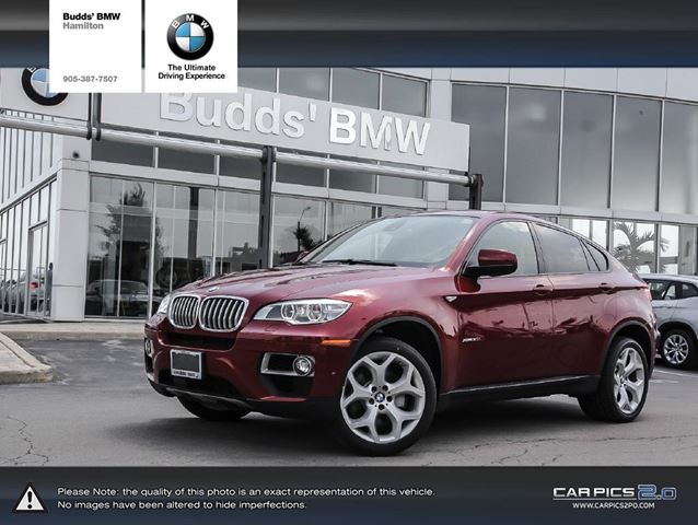 2013 bmw x6 xdrive50i red budds bmw hamilton. Black Bedroom Furniture Sets. Home Design Ideas