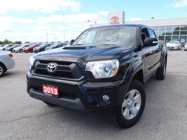 2013 toyota tacoma lindsay ontario used car for sale. Black Bedroom Furniture Sets. Home Design Ideas