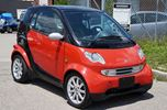 2005 Smart Fortwo Passion CDI Diesel Sunroof in Brampton, Ontario
