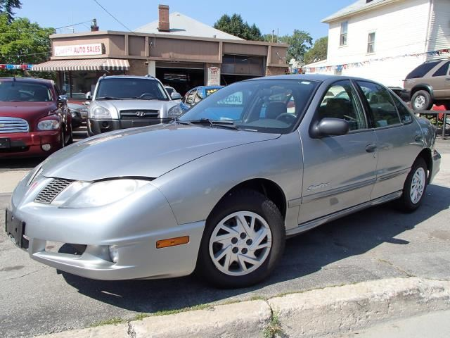 2005 pontiac sunfire sl grey courtesy auto sales. Black Bedroom Furniture Sets. Home Design Ideas