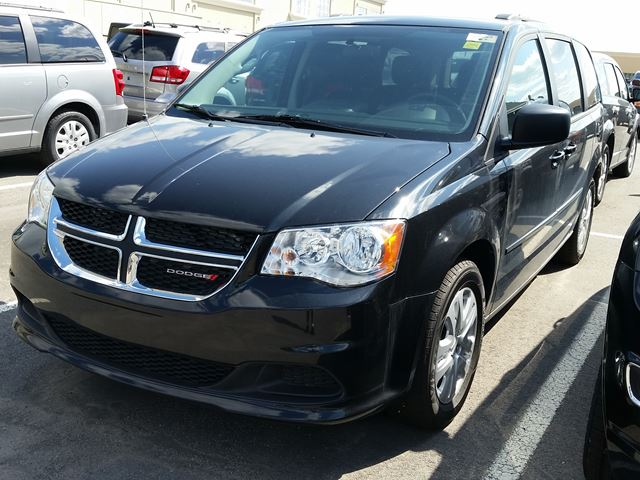 2015 dodge grand caravan sxt black hunt chrysler new car. Black Bedroom Furniture Sets. Home Design Ideas