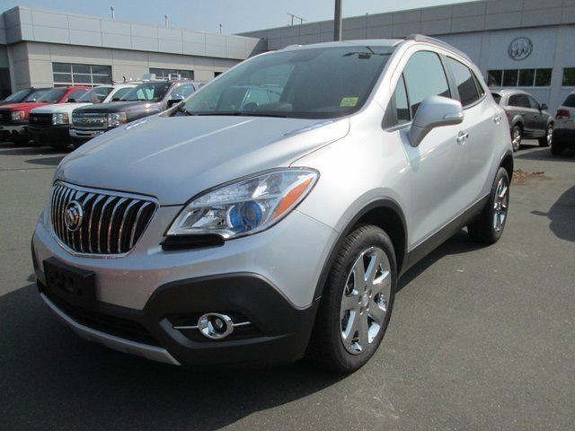 2014 BUICK ENCORE Leather in Victoria, British Columbia