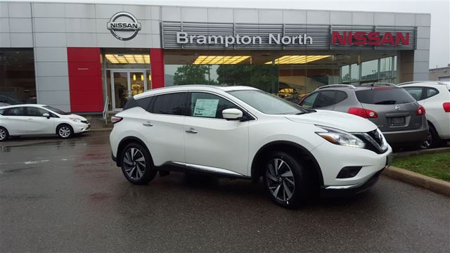 2015 nissan murano platinum brampton ontario used car. Black Bedroom Furniture Sets. Home Design Ideas