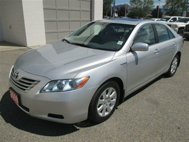 2008 toyota camry hybrid base silver jacobsen gm. Black Bedroom Furniture Sets. Home Design Ideas