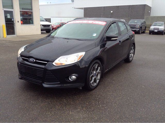 2013 Ford Focus SE in Prince George, British Columbia