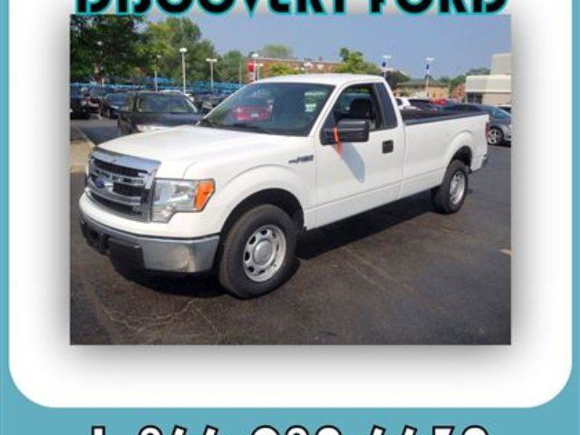 2014 ford f 150 xl power group 5 0 liter v8 engine white discovery ford. Black Bedroom Furniture Sets. Home Design Ideas