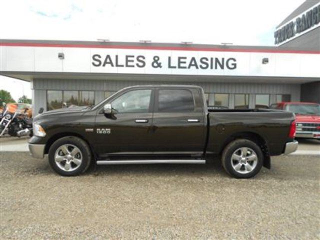 2014 DODGE RAM 1500 Big Horn in Innisfail, Alberta