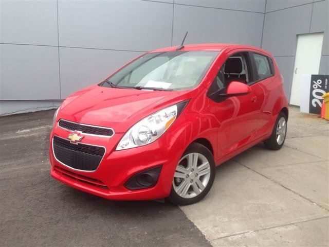 2014 chevrolet spark 1lt red city buick chevrolet. Black Bedroom Furniture Sets. Home Design Ideas