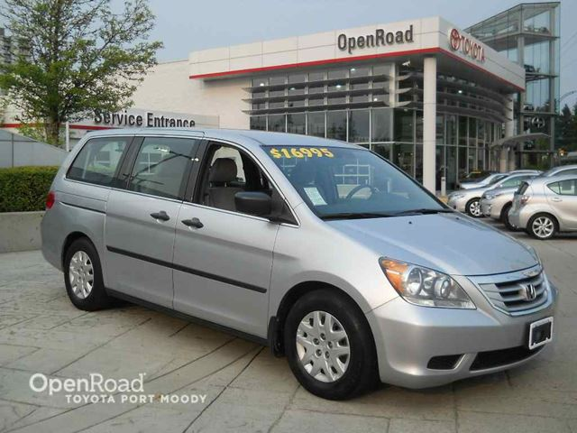 2010 honda odyssey dx port moody british columbia used. Black Bedroom Furniture Sets. Home Design Ideas