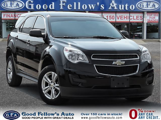 2012 chevrolet equinox ls model north york ontario used car for sale 2206351. Black Bedroom Furniture Sets. Home Design Ideas