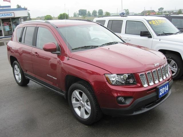 2014 Jeep Compass North in Mount Forest, Ontario
