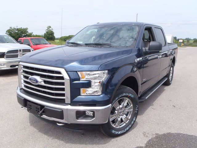 2015 ford f 150 xlt port perry ontario new car for sale 2207371. Black Bedroom Furniture Sets. Home Design Ideas