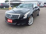 2013 Cadillac ATS Sport Interior, RWD, Turbo Charged! in Pickering, Ontario