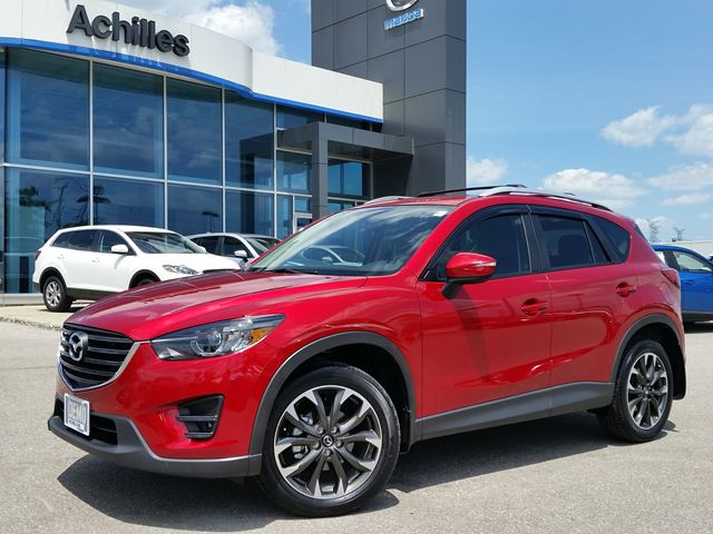 2016 mazda cx 5 gt awd nav milton ontario used car for sale 2207871. Black Bedroom Furniture Sets. Home Design Ideas