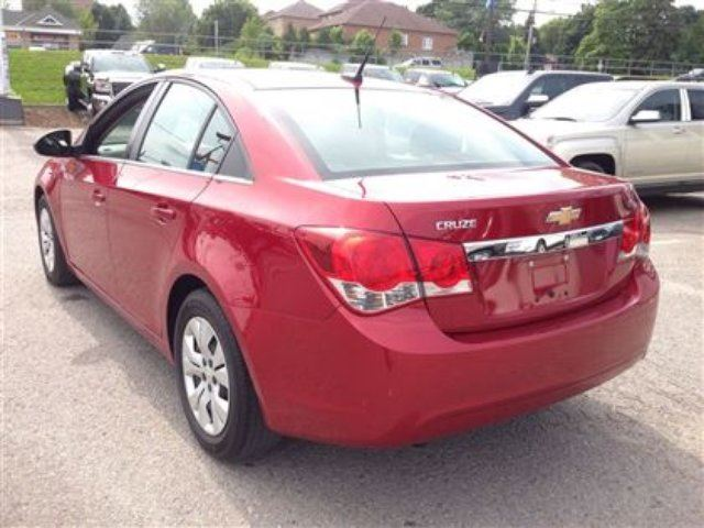used 2012 chevrolet cruze lt turbo auto remote start port perry. Black Bedroom Furniture Sets. Home Design Ideas