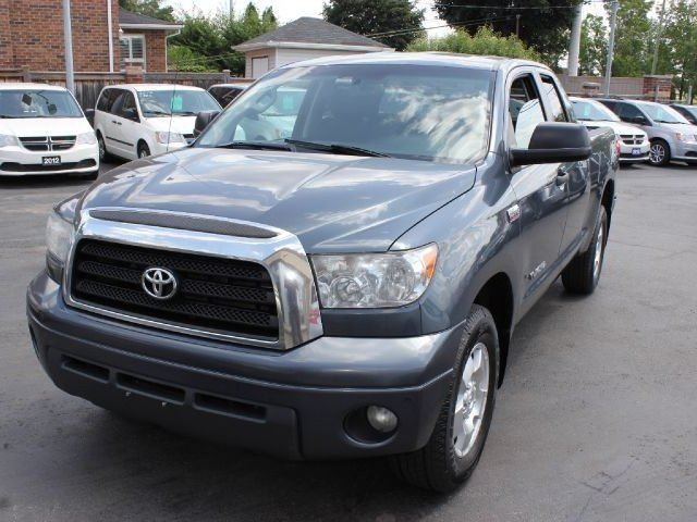 2009 toyota tundra sr5 4x4 double cab 5 7 gray 9 auto. Black Bedroom Furniture Sets. Home Design Ideas