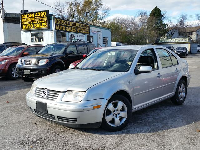 2001 Volkswagen Jetta Leather Sunroof Price Reduced