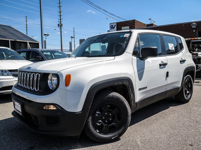 A Special Jeep Renegade For Geneva
