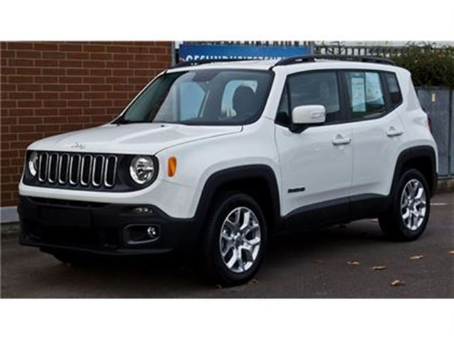 2016 jeep renegade brand new renegade only 18 995 mississauga ontario used car for sale. Black Bedroom Furniture Sets. Home Design Ideas