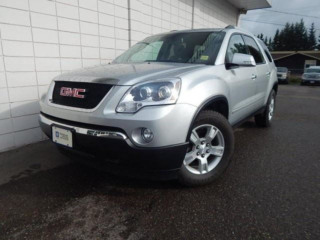 2012 GMC ACADIA SLE2 in Smithers, British Columbia