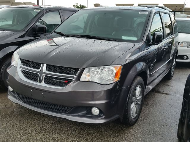 2015 dodge grand caravan sxt premium plus charcoal vaughan chrysler dodge jeep new car. Black Bedroom Furniture Sets. Home Design Ideas