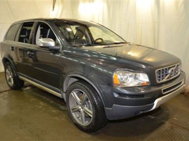2010 volvo xc90 r design navigation leather sunroof calgary alberta used car for sale 2213724. Black Bedroom Furniture Sets. Home Design Ideas